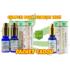 Kit de Frumusete din 3 uleiuri - OZONRID + OZONCELULITE + ULEI DE COCOS OZONAT